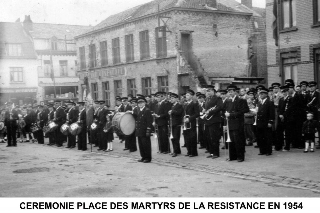 1954 Place des Martyrs de la Résistance